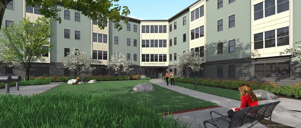 Stonewood_burlington_rentals_courtyard